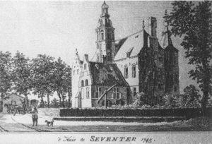 Huis Sevenaer kasteelboerderij